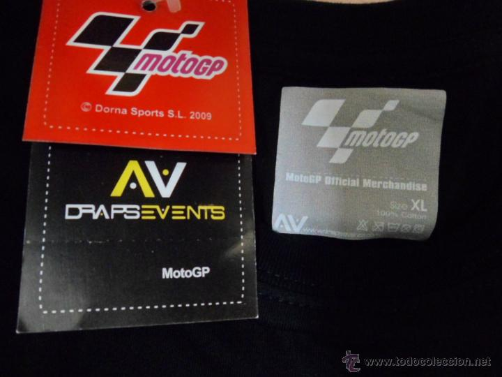 Coleccionismo deportivo: CAMISETA GRAN PREMIO CATALUNYA MOTO GP 2009 - Foto 2 - 48752730