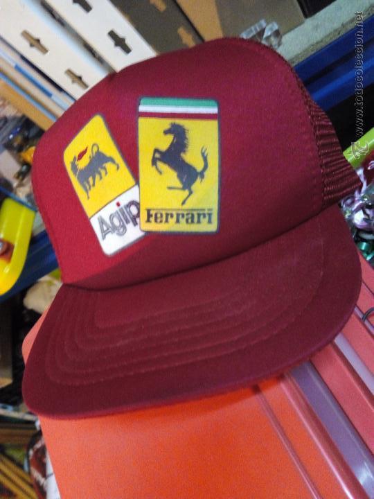 Gorra ferrari y usado - compra   venta - encuentra el mejor precio 1531200e6ee