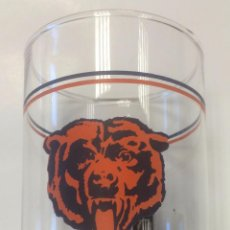 Coleccionismo deportivo: VASO NATIONAL FOOTBAL LEAGUE - NFL - BEARS. Lote 49510552