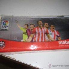 Coleccionismo deportivo: ESTUCHE MATULIGA LFP MATUTANO DE FUTBOL NUEVO PRECINTADO. Lote 49853336