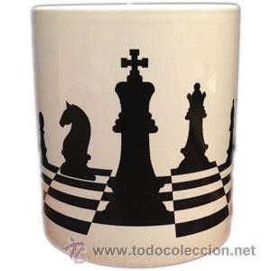 Coleccionismo deportivo: Chess. Taza de ajedrez DESCATALOGADO !!! (UNICA) - Foto 3 - 50375017