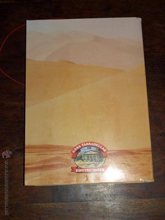 Coleccionismo deportivo: CARPETA ESPETEC RALLY PARIS-DAKAR 88. 33 X 23,5 CM. VER FOTOS Y DESCRIPCION. - Foto 16 - 51786466
