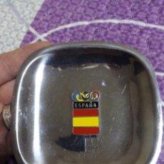 Coleccionismo deportivo: PLATO COMMEMORATIVO SELECCION DE ESPAÑA OLIMPIADAS. Lote 52895800