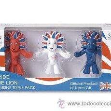 Coleccionismo deportivo: EQUIPO LONDRES 2012 - JUEGOS OLÍMPICOS THE LION. Lote 53475209