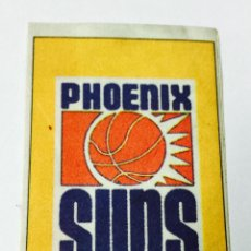 Coleccionismo deportivo: PEGATINA DE PHOENIX SUNS (ARIZONA) - BALONCESTO - NBA - BASKET - AÑOS 80. Lote 53591951