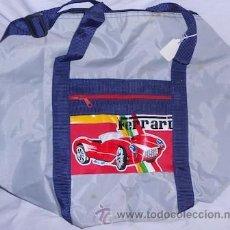 Coleccionismo deportivo: BOLSA DE DEPORTES FERRARI. Lote 54146130