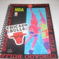 Coleccionismo deportivo: BLOC CHICAGO BULLS . Lote 54330740