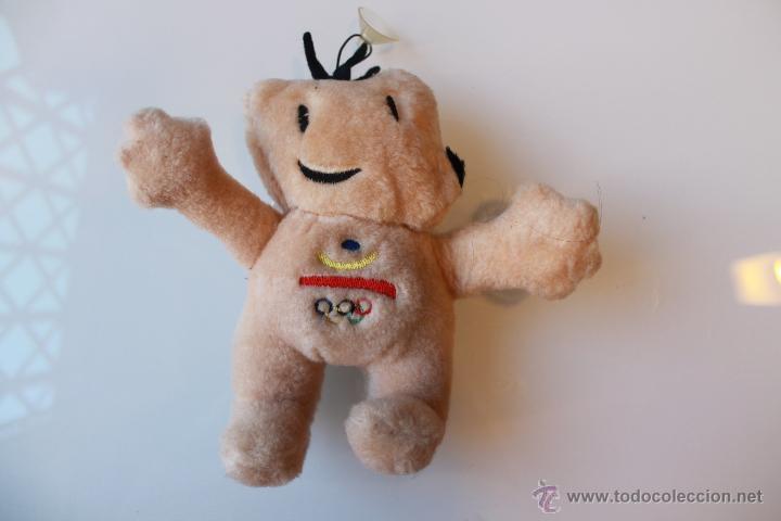 Cobi De Peluche Con Ventosa Para Colgar Mascot Comprar