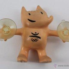 Coleccionismo deportivo: COBI EN GOMA CON VENTOSAS EN LAS MANOS. 1988 COOB 92 S.A.. Lote 54532150