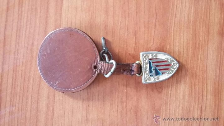 LLAVERO ATHLETIC DE BILBAO (Coleccionismo Deportivo - Merchandising y Mascotas - Otros deportes)