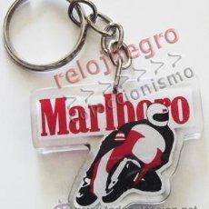 Coleccionismo deportivo: LLAVERO DE EQUIPO MARLBORO ¿ YAMAHA ? MOTOS - PUBLICIDAD TABACO - MOTO PILOTO DEPORTE - MÁS EN VENTA. Lote 54856090
