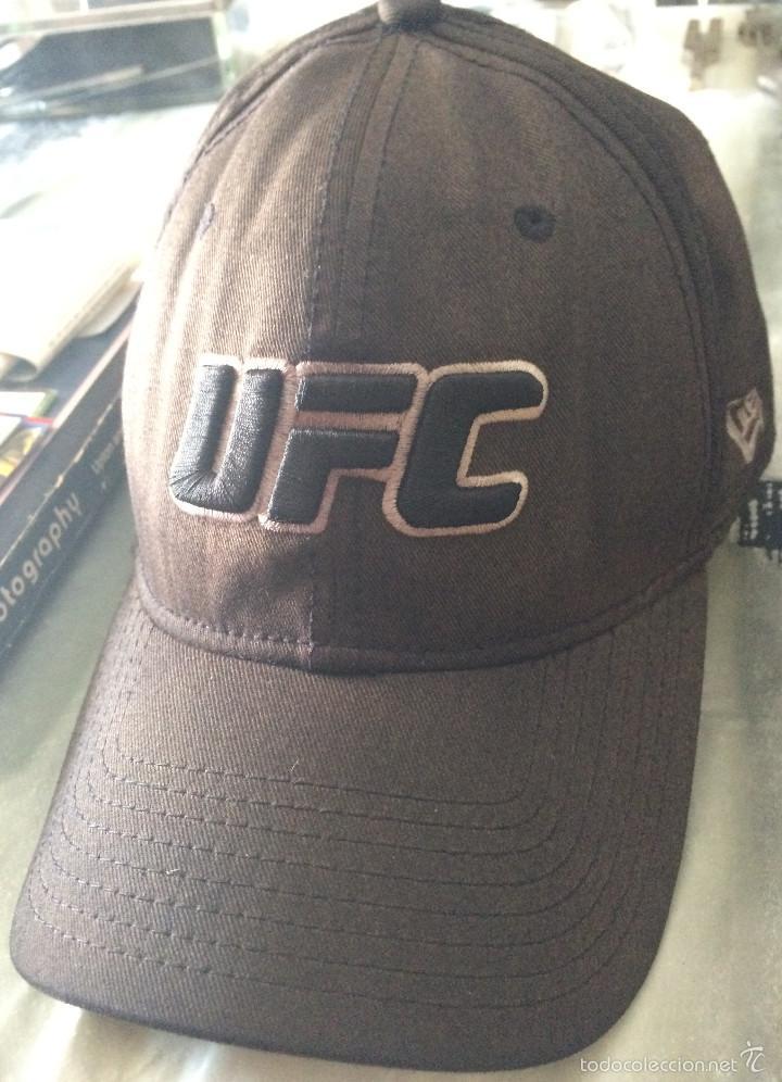 GORRA OFICIAL DEL ULTIMATE FIGHTING CHAMPIONSHIP UFC. LAS VEGAS. WRESTLING.  WWF. WWE 5c46f22999d