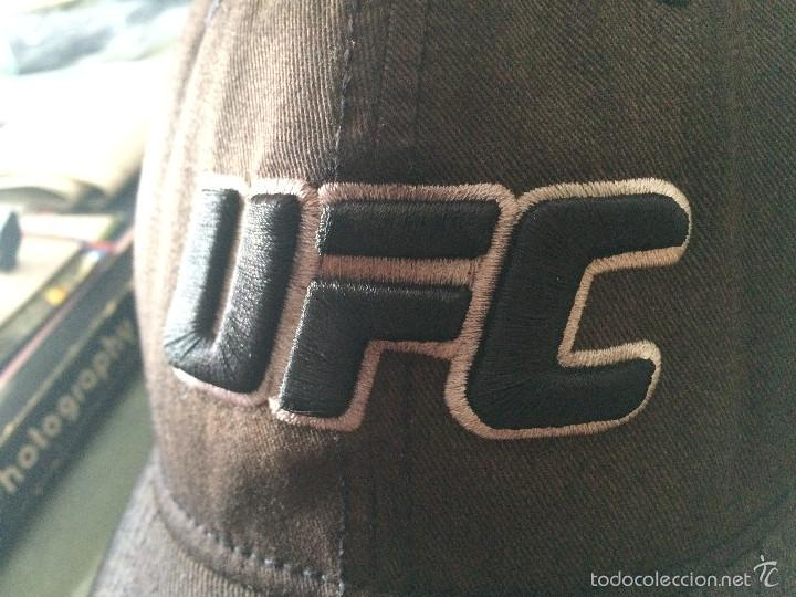 Coleccionismo deportivo  Gorra oficial del Ultimate Fighting Championship  UFC. Las Vegas. Wrestling. 60ecc994b90