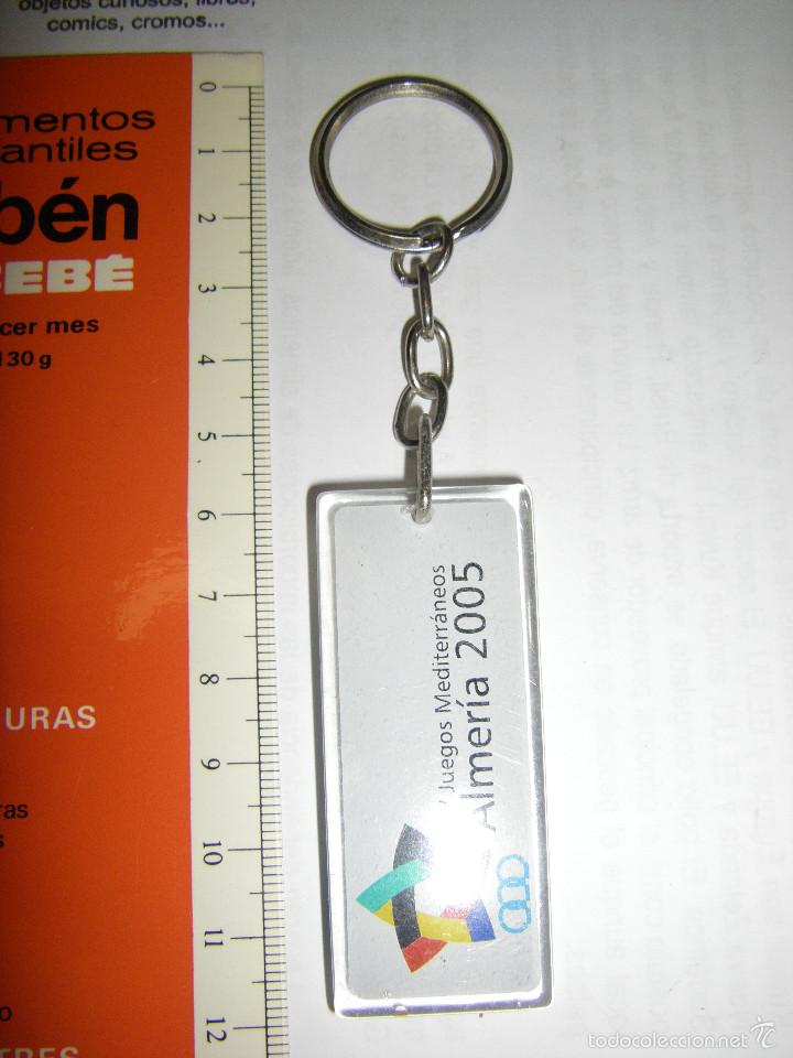 LLAVERO ALMERÍA 2005 (Coleccionismo Deportivo - Merchandising y Mascotas - Otros deportes)