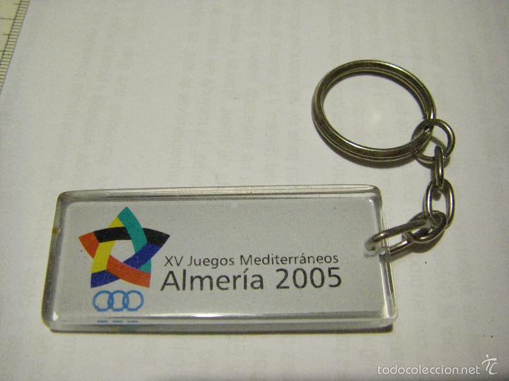 Coleccionismo deportivo: Llavero Almería 2005 - Foto 2 - 58322757