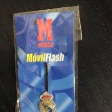 Coleccionismo deportivo: MOVILFLSH REAL MADRID. Lote 64536151