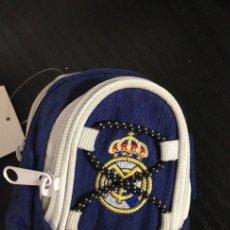Coleccionismo deportivo: MONEDERO REAL MADRID. Lote 64536223