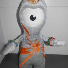 Coleccionismo deportivo: MASCOTA DE LOS JUEGOS OLIMPICOS LONDRES 2012. Lote 68776617