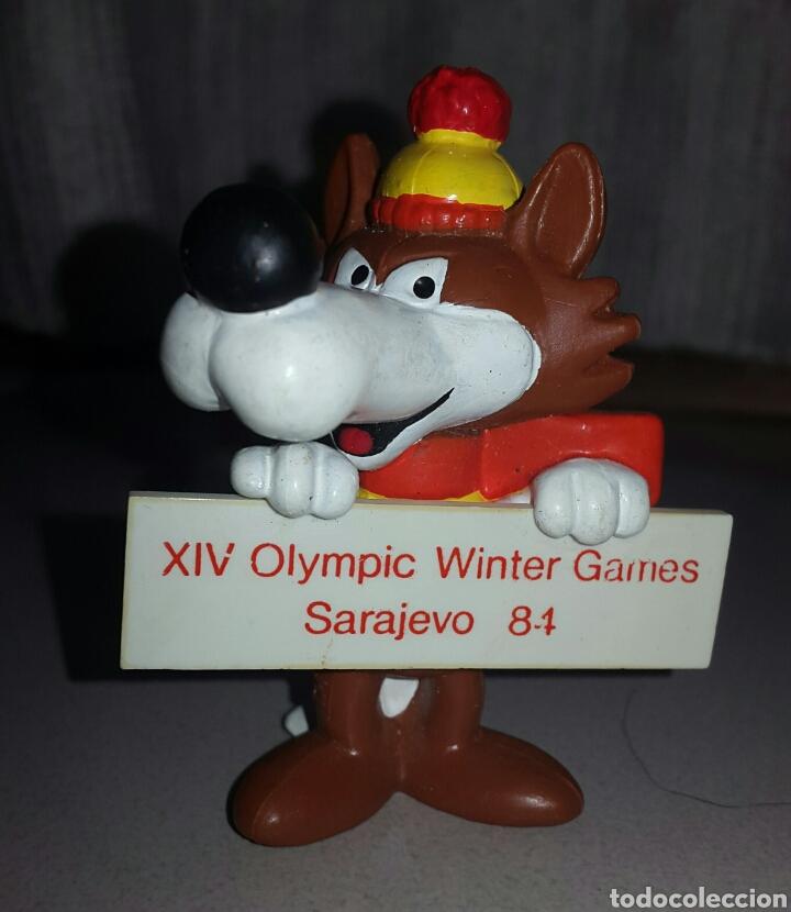 Mascota Juegos Olimpicos De Invierno Vucko Sara Comprar