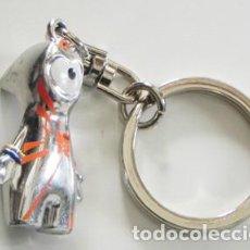 Coleccionismo deportivo: LLAVERO WENLOCK METAL- MASCOTA DE LOS JJOO LONDRES 2012 - DEPORTE FIGURA FIGURITA - JUEGOS OLÍMPICOS. Lote 80153189