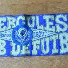 Coleccionismo deportivo: BUFANDA FUTBOL SCARF HERCULES ALICANTE, . Lote 85127232
