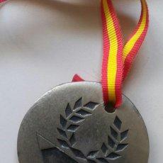 Coleccionismo deportivo: MEDALLA TENIS DE MESA COPA SU MAJESTAD EL REY ALMERIA. Lote 87011616