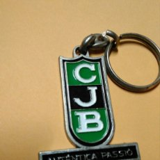 Coleccionismo deportivo: LLAVERO CLUB JOVENTUT BADALONA BALONCESTO BASKET PEÑA. Lote 97471724