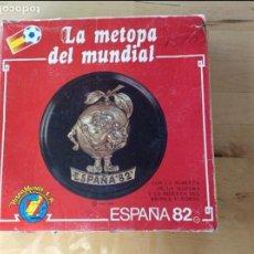 Coleccionismo deportivo: FÚTBOL MUNDIAL 82 NARANJITO. Lote 100458391