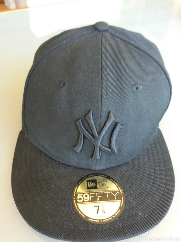 GORRA TALLA 56, 8 CM (7, 1/8) NEW YORK YANKEES (Coleccionismo Deportivo - Merchandising y Mascotas - Otros deportes)