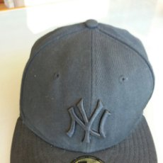 Coleccionismo deportivo: GORRA TALLA 56, 8 CM (7, 1/8) NEW YORK YANKEES. Lote 101136616