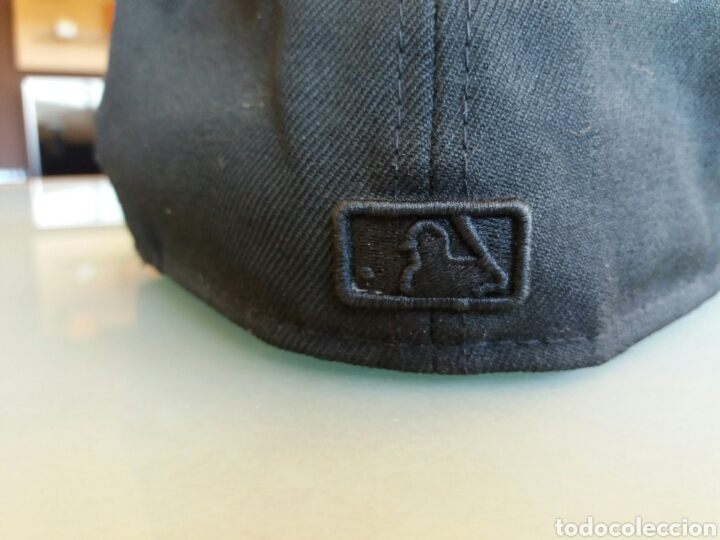 Coleccionismo deportivo: Gorra talla 56, 8 cm (7, 1/8) New York Yankees - Foto 2 - 101136616