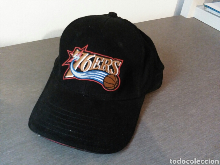 GORRA NBA PHILADELPHIA 76ERS (Coleccionismo Deportivo - Merchandising y Mascotas - Otros deportes)