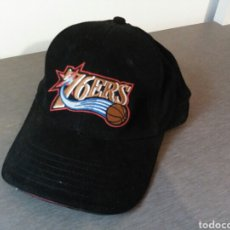 Coleccionismo deportivo: GORRA NBA PHILADELPHIA 76ERS. Lote 103274075