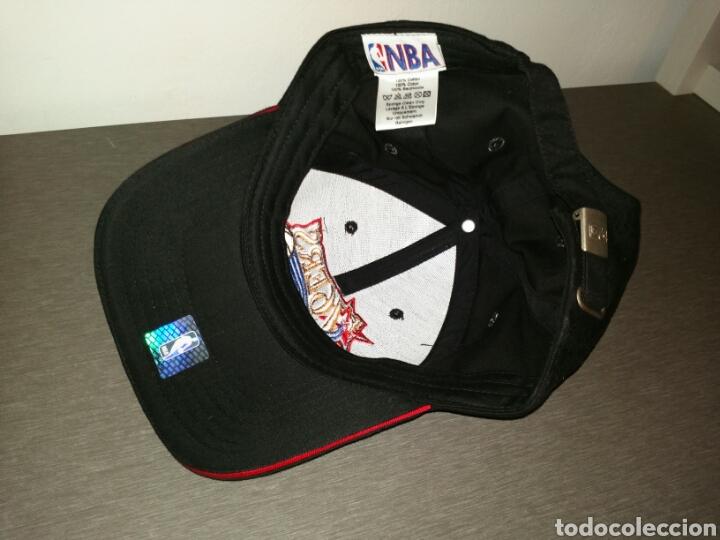 Coleccionismo deportivo: Gorra NBA philadelphia 76ers - Foto 2 - 103274075