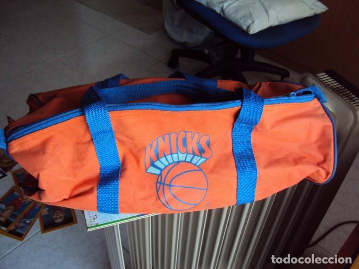 NBA KNICKS. BOLSA. (Coleccionismo Deportivo - Merchandising y Mascotas - Otros deportes)