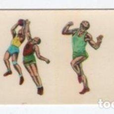 Coleccionismo deportivo: (ALB-TC-11) ANTIGUA HOJA CALCOMANIAS ORTEGA TEMA DEPORTES. Lote 104627571