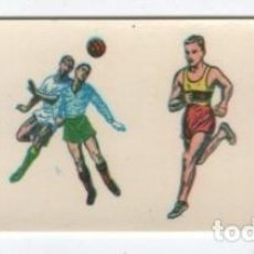 Coleccionismo deportivo: (ALB-TC-11) ANTIGUA HOJA CALCOMANIAS ORTEGA TEMA DEPORTES. Lote 104627647