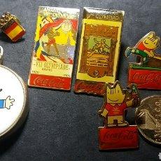 Coleccionismo deportivo: LOTE DE LOS JUEGOS OLIMPICOS. Lote 105861259