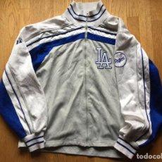 Coleccionismo deportivo: DODGERS LOS ANGELES BEISBOL, BASEBALL MLB , DINASTYC, CHAQUETA VINTAGE. Lote 106102523
