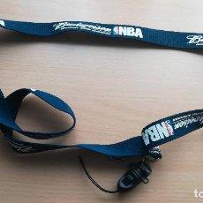 Coleccionismo deportivo: CUELGA MOVIL BUDWEISER SPONSOR NBA. Lote 107722119