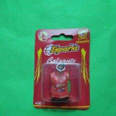 Coleccionismo deportivo: COLGANTE BALONCESTO ESPAÑA GASOL. Lote 113985246