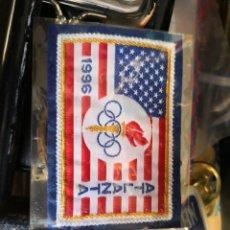 Colecionismo desportivo: BONITO PARCHE ATLANTA 1996 USA. Lote 119555883