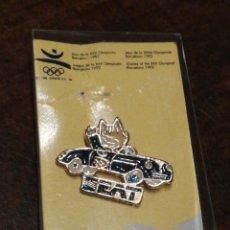 Coleccionismo deportivo: PIN OFICIAL COBI SEAT- JUEGOS OLIMPICOS 1992.. Lote 120697564