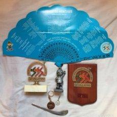 Coleccionismo deportivo: LOTE DE 7 ARTÍCULOS DE LAS OLIMPIADAS SEVILLA'99.. Lote 121660308
