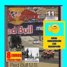 Coleccionismo deportivo: RED BULL U. S. GRAND PRIX 2008 - MOTO GP - VALENTINO ROSSI - CASEY STONER - TONY ELÍAS - B. ESTADO. Lote 124709467