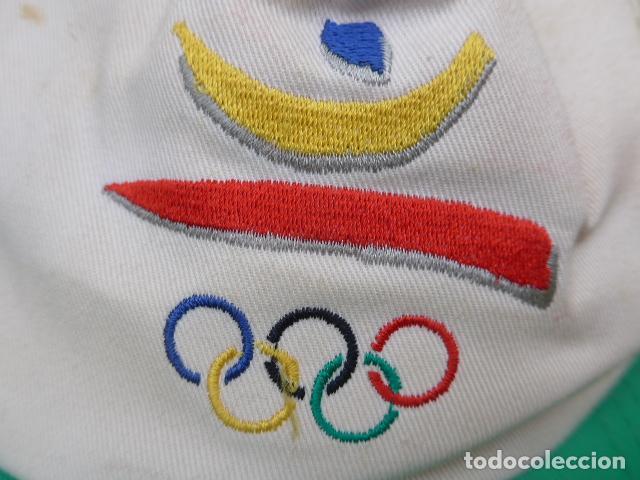 Coleccionismo deportivo: * Gigantesco lote original de las olimpiadas de barcelona 92, chandal, banderas, camisetas... ZX - Foto 4 - 131957078