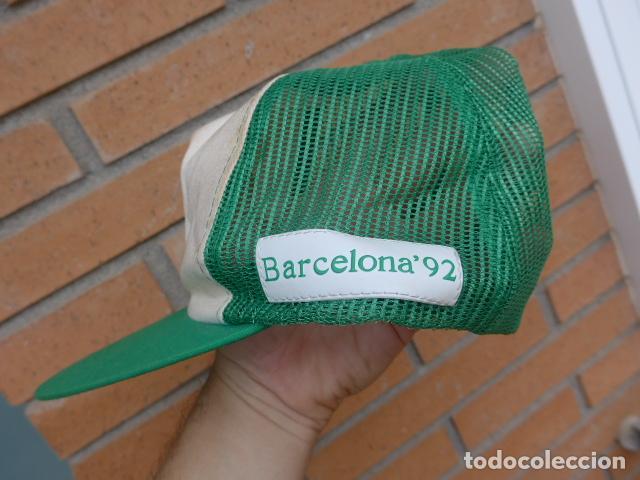Coleccionismo deportivo: * Gigantesco lote original de las olimpiadas de barcelona 92, chandal, banderas, camisetas... ZX - Foto 5 - 131957078