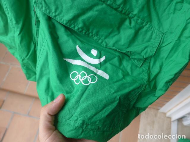 Coleccionismo deportivo: * Gigantesco lote original de las olimpiadas de barcelona 92, chandal, banderas, camisetas... ZX - Foto 8 - 131957078