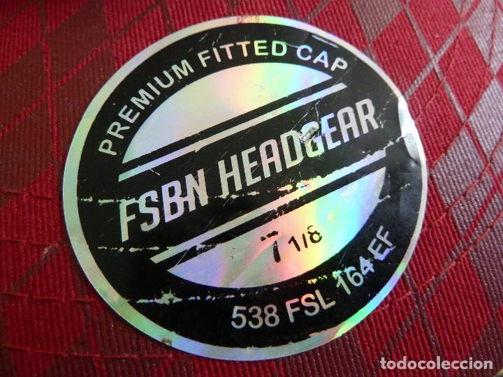 Coleccionismo deportivo: GORRA DE COLECCION PREMIUM FITTED CAP FSBN HEADGEAR LIMITED FISHBONE - Foto 2 - 133019050