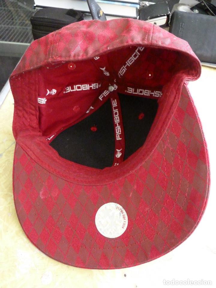 Coleccionismo deportivo: GORRA DE COLECCION PREMIUM FITTED CAP FSBN HEADGEAR LIMITED FISHBONE - Foto 3 - 133019050